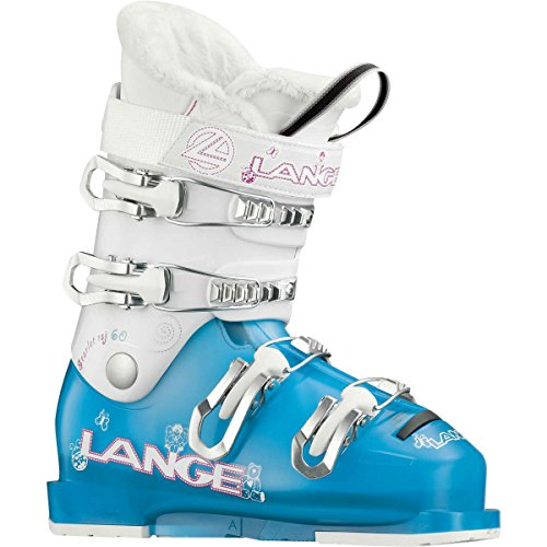 Lange Starlett 60 Ski Boots 2017 - Youth Girls - 23.5 MP