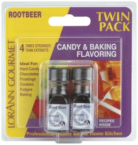 Root Beer Flavor 1 dram Twin Pack