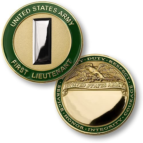 Engravable Challenge Coin - 9