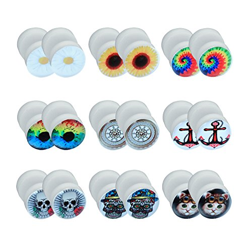 BodyJ4You Pieces Gauges Assorted Duplicate product image