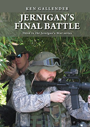 Jernigan's Final Battle (Jernigan's War Book 3) by [Gallender, Ken]