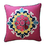 WAVERLY Kids 16438015X015MUL Bollywood 15-Inch 15-inch Sequin Decorative Accessory Pillow, Multi