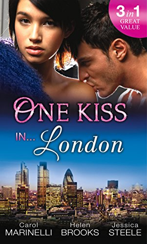book cover of One Kiss in... London