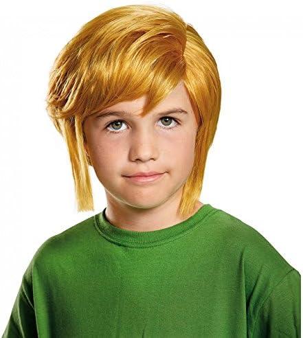 Parrucca da Bambino MyPartyShirt Link Zelda