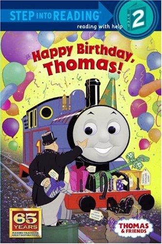 Happy Birthday, Thomas! - Theme Train