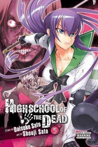 Read Online Highschool of the Dead, Vol. 5 ebook