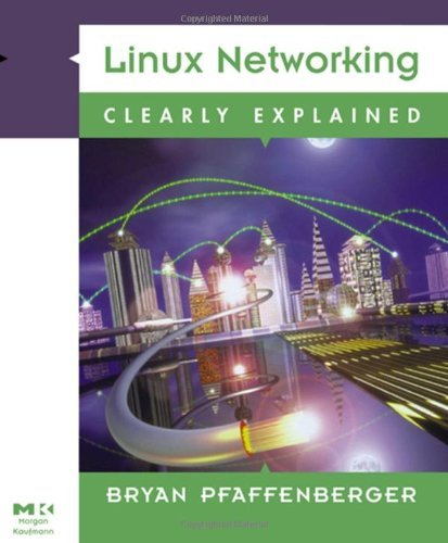 Download Linux Networking Clearly Explained Pdf