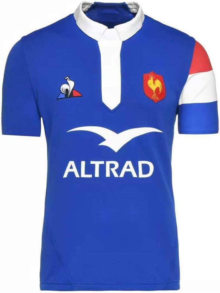 YHANS Camisetas de Rugby para Hombre,Copa Mundial de Fútbol del ...