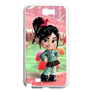 SamSung Galaxy Note2 7100 cell phone cases White Wreck-It Ralph fashion phone cases YEH0724348