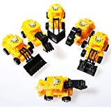 Pullback Construction Vehicles - 12 ct