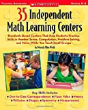 35 Independent Math Learning Centers, Deborah Wirth, 043951777X