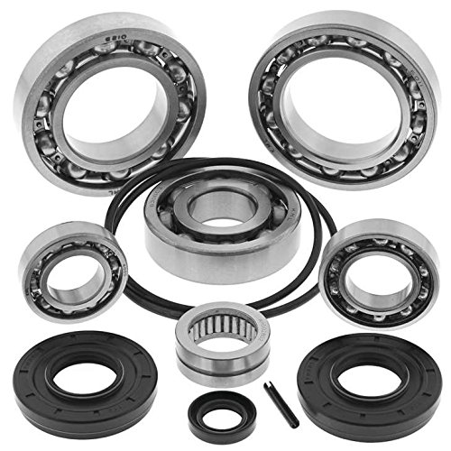 New QuadBoss 2002-2004 Honda TRX450ES/S FourTrax Foreman ES/S Front Differential Bearing & Seal Kit (Front Differential Seal Kit)