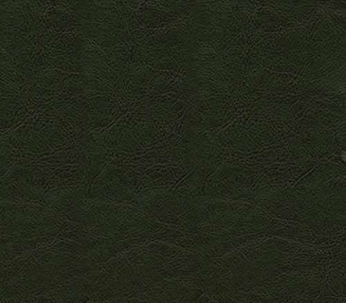 vinyl-fabric-faux-leather-victoria-distressed-hunter-green-upholstery-fabric-54-wide-sold-by-the-yar
