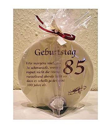 Kerzen geschenke good diy foto transfer potch kerzen with - Geschenke zum 85 geburtstag ...