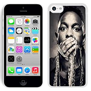 Lovely Iphone 5c Case Design with Kendrick Lamar Iphone 5c White Phone Case