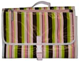 Kalencom Quick Change Kit - Pink Monkey Stripe