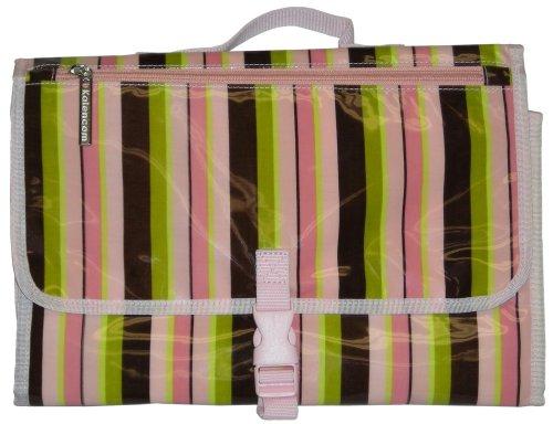 Kalencom Quick Change Kit - Pink Monkey Stripe