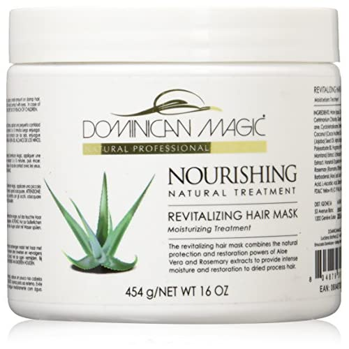 Hot Dominican Magic Revitalizing Hair Mask, 16 Ounce supplier
