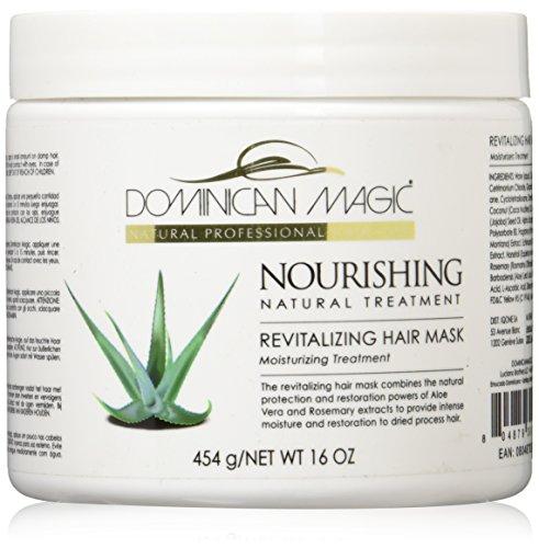 Dominican Magic Revitalizing Hair Mask, 16 Ounce