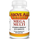 Above All Health – Adult Multivitamin Supplement for Men and for Women – Mega Multi Vitamin & Mineral