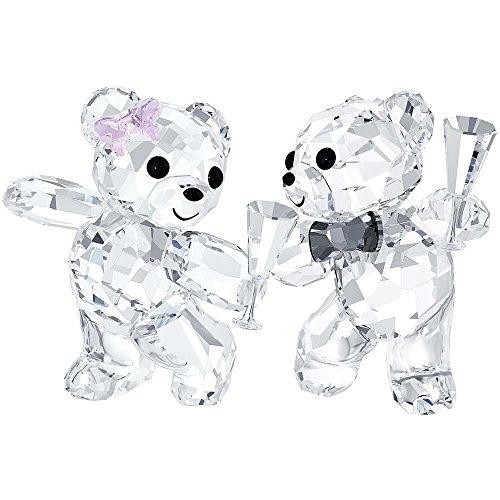 Swarovski SW5063325 Kris Bear Let s Celebrate Figurines