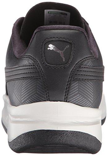 Puma Gv especial geométrica zapatilla de deporte de moda Black/Glacier Gray