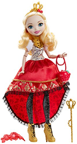Ever After High Powerful Princess Tribe Apple Doll (Ever After High Doll Apple White)
