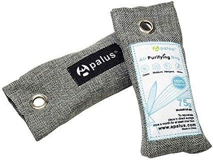 APALUS Bolsa Desodorante para Zapatos, Bolsa De Carbón Activo De ...