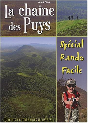 Chaîne des Puys - Special Rando Facile epub pdf