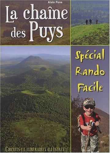 Chaîne des Puys - Special Rando Facile Alain Pons