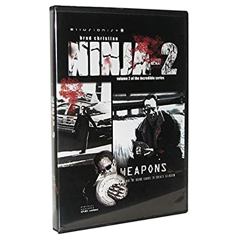 Amazon.com: Ellusionist Ninja 2: Weapons DVD: Toys & Games