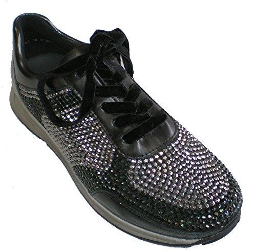 ARA Damen Kansas Stiefeletten 1248816 Schuhe softtouchlinens