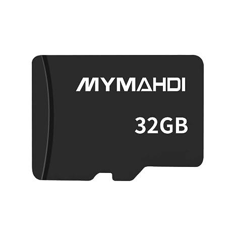 Mymahdi 32 GB Memory Card Clase 10 Tarjeta de Memoria con Lector de Tarjetas Memory Card