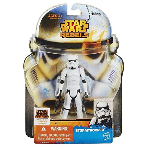 Star Wars Rebels Saga Legends Stormtrooper Action
