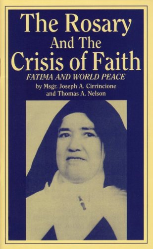 The Rosary and the Crisis of Faith