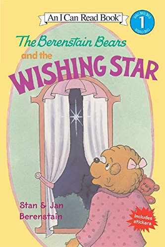 The Berenstain Bears and the Wishing Star (I Can Read Level 1)