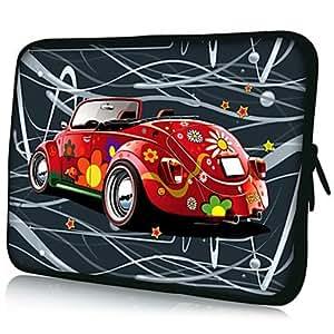 "Car Pattern 7""/10""/13"" Laptop Sleeve Case for MacBook Air Pro/Ipad Mini/Galaxy Tab2/Sony/Google Nexus 18061 , 7 inch"