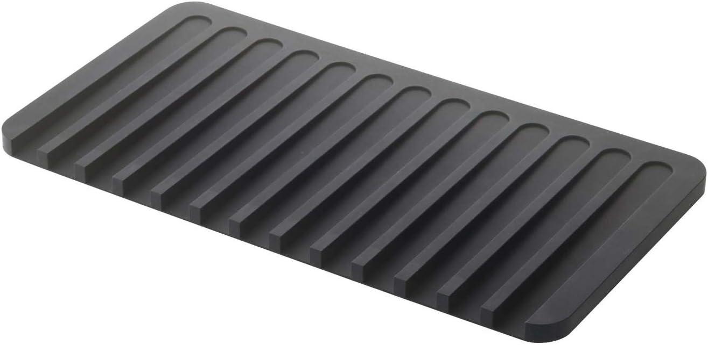 White MODERNJOE/'S Kitchen Self-Draining Dish Drying Board Easy Storage Quick Drain Design