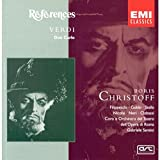 Verdi: Don Carlo / Santini, Christoff, Gobbi, Stella, et al