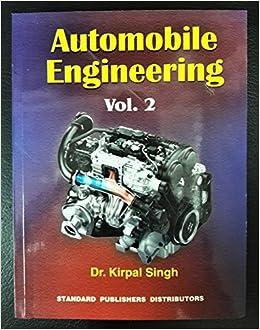 Kirpal automobile pdf book by engineering singh