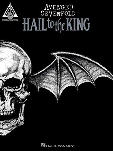 Hal Leonard Avenged Sevenfold - Hail To The King Guitar Tab Songbook ()