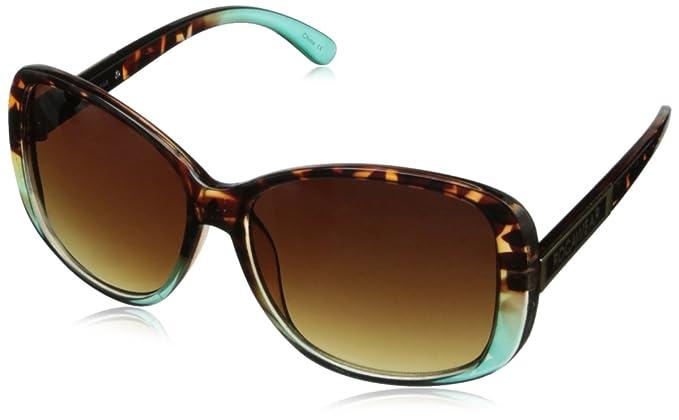 Amazon.com: Rocawear r3156 rectangular anteojos de sol ...