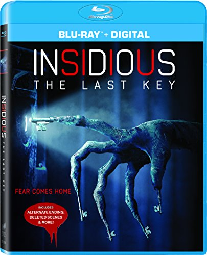 Blu-ray : Insidious: The Last Key (Widescreen, Dolby, AC-3, Subtitled)