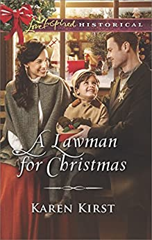 A Lawman for Christmas (Smoky Mountain Matches) by [Kirst, Karen]