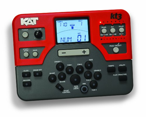 Trigger Ddrum Module (KAT Percussion KT3M Digital Drum Sound/Trigger Module)