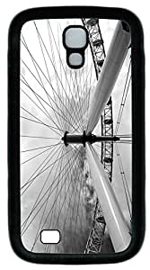 Samsung Galaxy S4 I9500 Cases & Covers - London 3 TPU Custom Soft Case Cover Protector for Samsung Galaxy S4 I9500 - Black