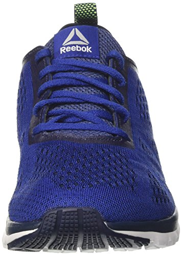electric Ultk Blu Cobalt Flash white pwtr Navy Scarpe coll Reebok Smooth Running Uomo Print deep Clip Ot0xqCn7w