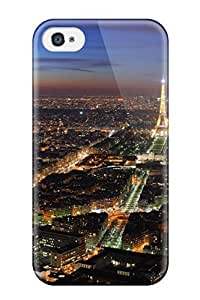 Best City Of Paris Feeling Iphone 4/4s On Your Style Birthday Gift Cover Case