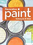 wall painting ideas Decorative Paint Techniques & Ideas, 2nd Edition (Better Homes and Gardens) (Better Homes and Gardens Home)