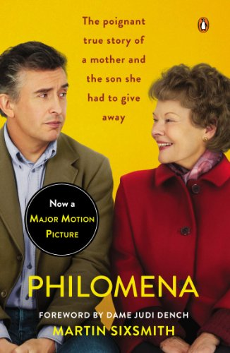 Philomena: A Mother, Her Son, and a Fifty-Year Search (Movie Tie-In) cover